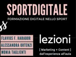 Sportdigitale - lezioni operative di marketing sportivo