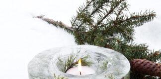 decorazioni invernali