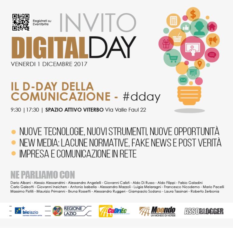 Abbiamo bisogno di un giornalismo delle idee. In questo la Rete ci può aiutare #dday