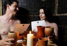 ristorante per nudisti