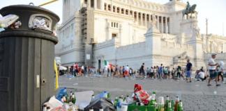 """Roma """"invasa"""" dal suo degrado"""