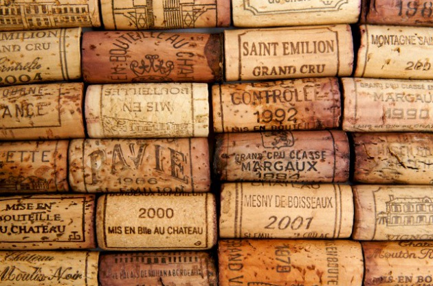 la francia del vino
