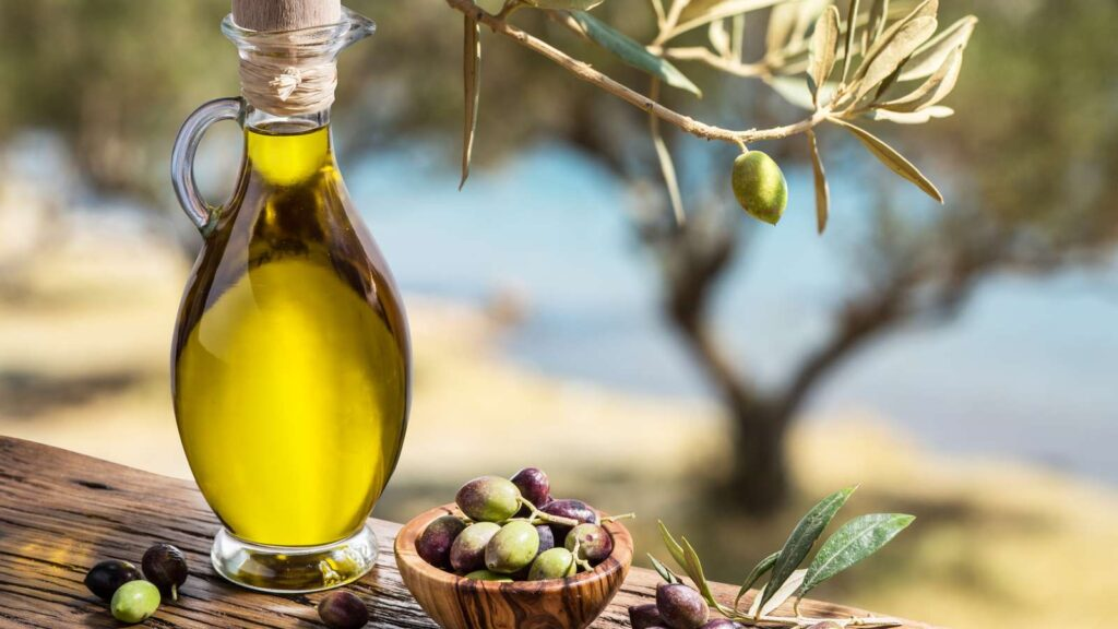 olio extra vergine artigianale
