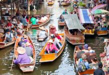 città sui canali