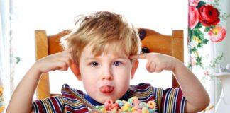 Sai che alcuni cibi influenzano il comportamento del tuo bambino?