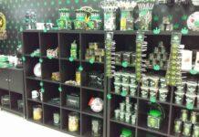 Cannabis Store Amsterdam, la nuova apertura di viale Libia a Roma