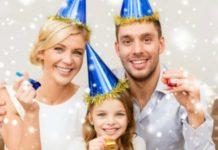 Bambini con influenza a Capodanno? Ecco come improvvisare una serata a misura di bambino
