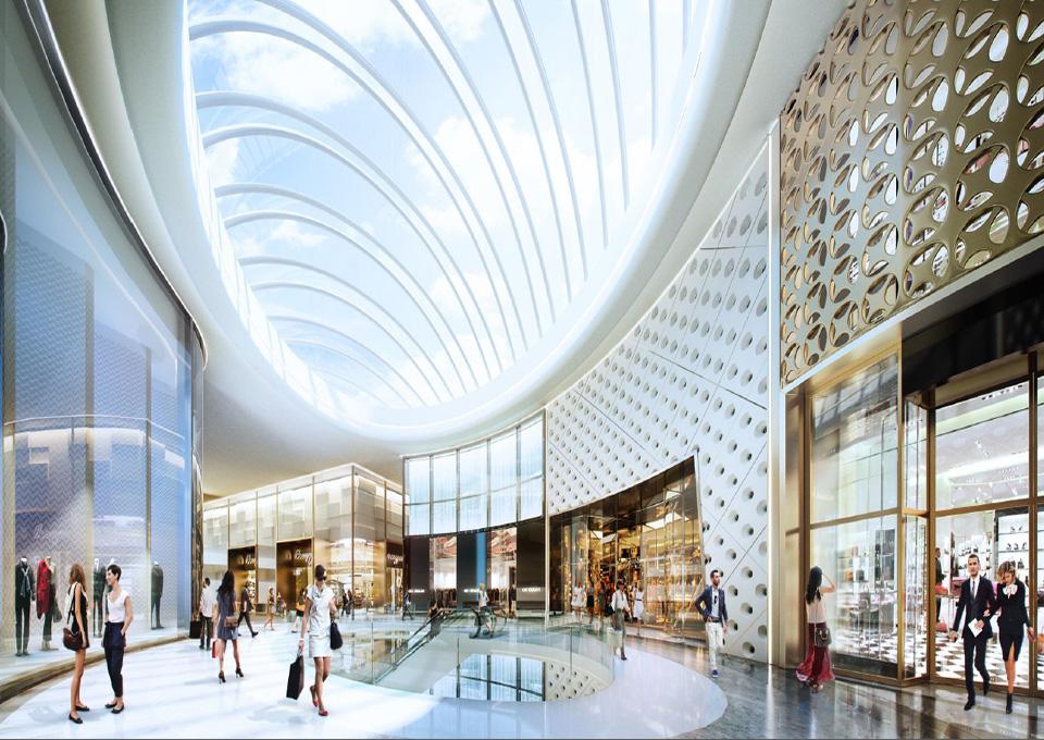centro commerciale più grande d'Europa