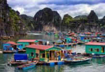 città galleggianti