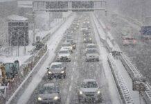 Freddo e neve da Nord a Sud su tutta Italia