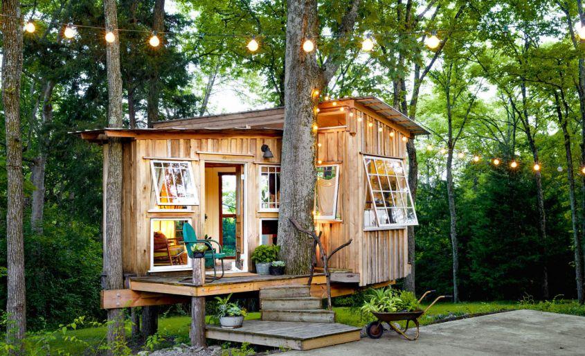 Case Piccole Con Giardino : Avete mai pensato di vivere in una mini casa mobile piccole ma