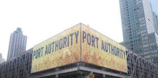 port authority New York
