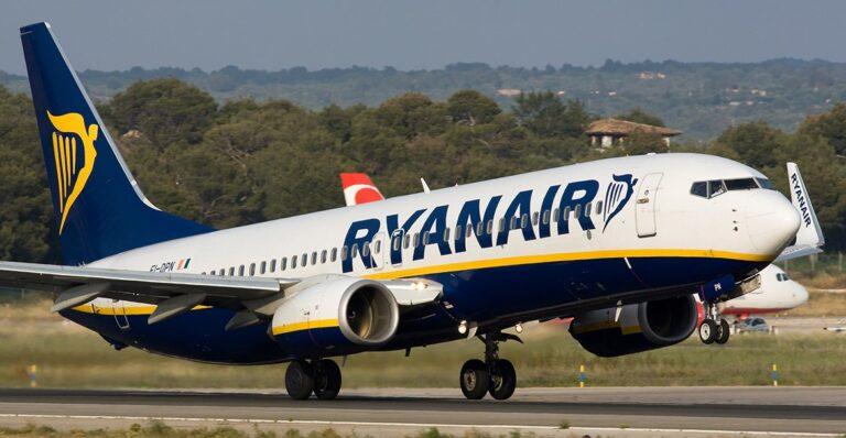Ryanair: rischio sanzioni fino a 5 Mln €