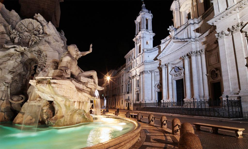 La Pimpaccia di Piazza Navona
