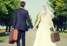organizzare il viaggio di nozze