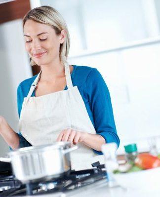 eliminare l'odore di fritto