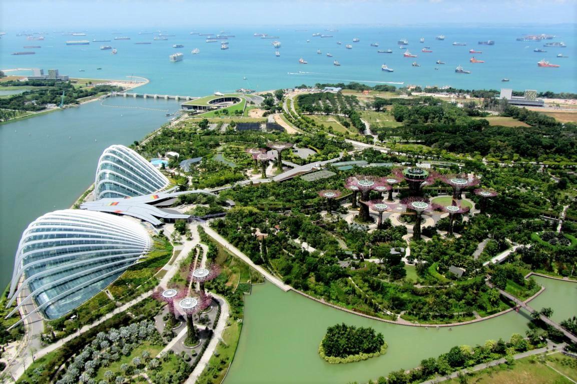 città più verde al mondo