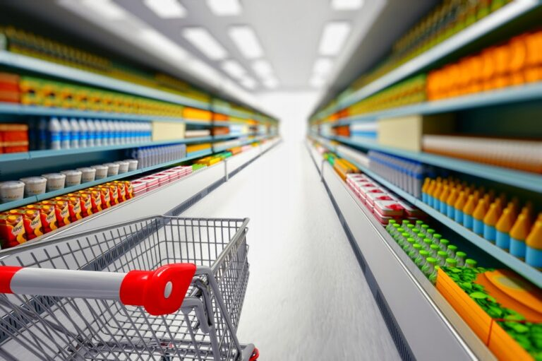 Il nuovo supermercato