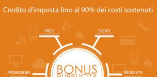 Bonus pubblicità - Credito d'imposta - Moondo.info