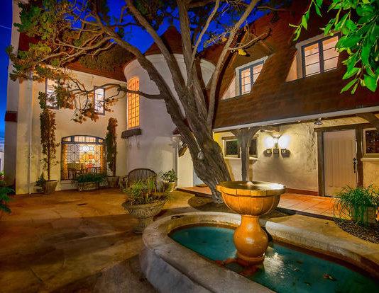 villa di Cary Grant
