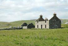 compra un'isola in Scozia