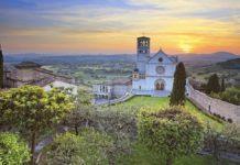 Assisi e la Basilica di San Francesco - Patrimonio Unesco da gustare