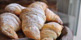 croissant fatti in casa