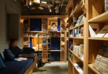 book and bed di Tokyo