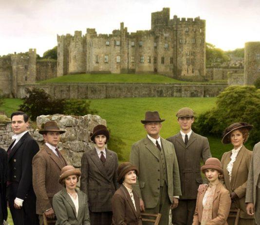 crociera a tema Downton Abbey
