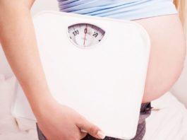troppo peso in gravidanza?