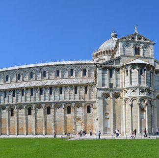 Piazza dei Miracoli Pisa e centro storico di San Gimignano