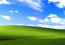 Sfondo di Windows XP