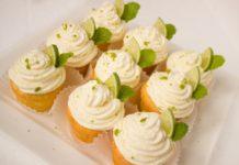 Capirinha muffins