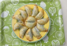 Empanadillas di spinaci
