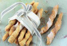 Grissini di grano saraceno