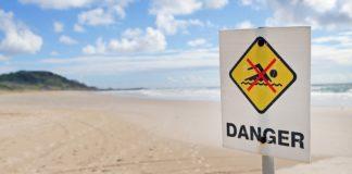 spiagge più pericolose
