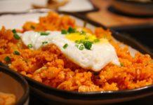 Kimchi Riso Fritto