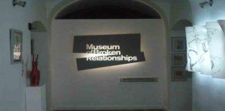 museo delle relazioni interrotte