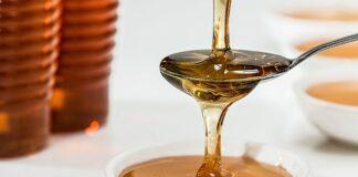 miele più salutare dello zucchero