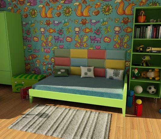 camera del bambino