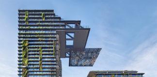 giardino verticale più alto del mondo