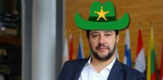 Matteo Salvini sceriffo d'Europa