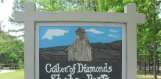 cratere dei diamanti