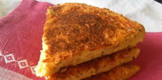 frittata di pane