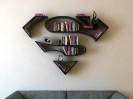 Librerie supereroi