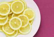 limone per la pulizia della casa