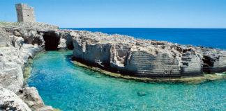 Piscina naturale di Marina di Serra