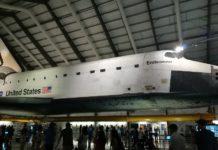 california space center