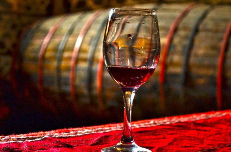 IGP Lazio wine