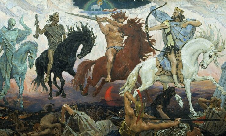 Di Maio, Salvini, Tria, Savona: i 4 cavalieri dell'Apocalisse